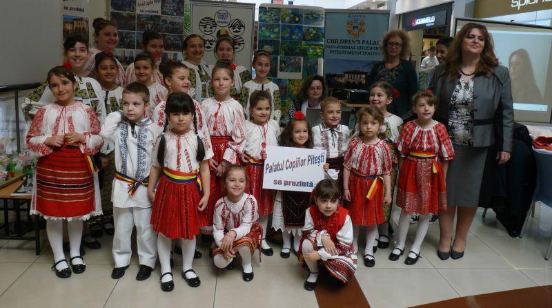 Palatul Copiilor Pitești, o paradă a ofertei educaționale