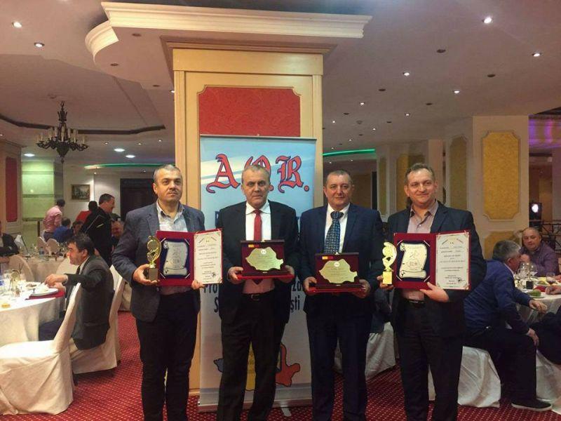 Primarul Mioveniului, premiat de Asociația Orașelor din România