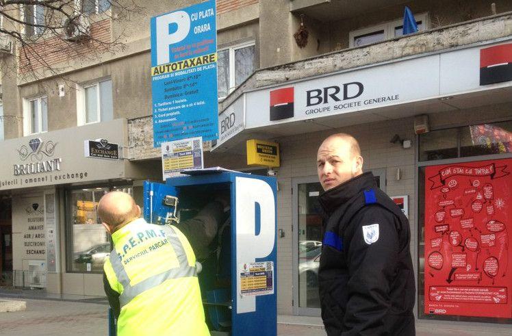 Se dublează tarifele la parcările publice din Pitești