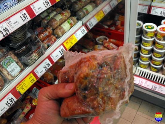 Alimente expirate, retrase de pe rafturile magazinelor din Argeş