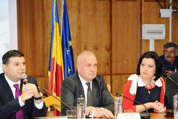 Simona Brătulescu, mesaj pentru mediul de afaceri din Argeş