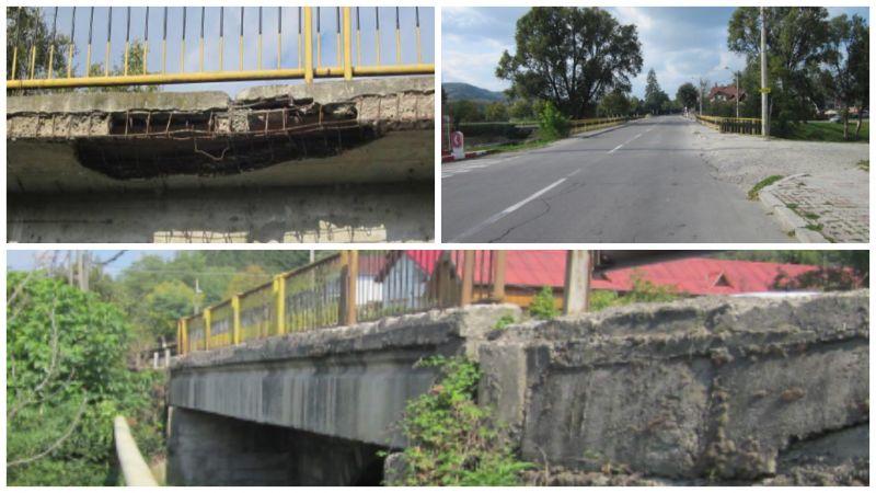 Două poduri din Curtea de Argeș intră în reabilitare