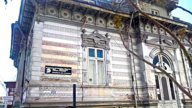 Imobile de patrimoniu, lăsate în paragină
