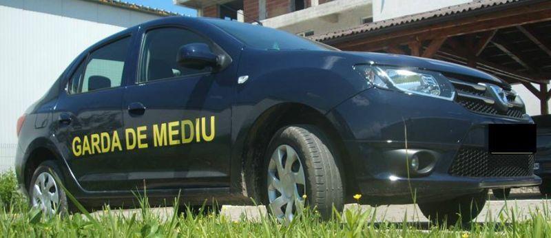 Garda de Mediu, controale în Argeş