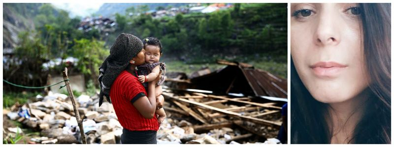 Andreea Tamas, singura argeșeancă care pleacă într-o expediție umanitară în Nepal