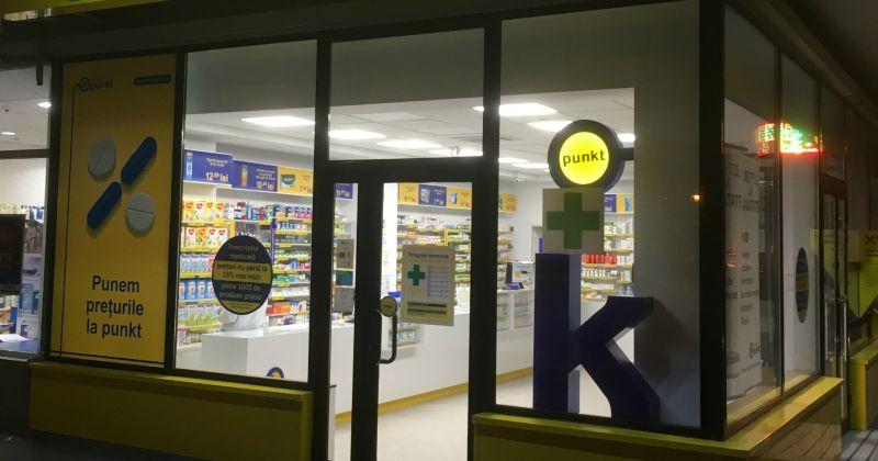 O singură farmacie deschisă în Mioveni, în ziua de Paşte