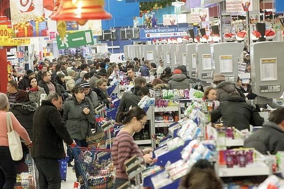Atenţie la cumpărături! Hoţii sunt