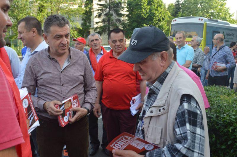Gentea caută lider pentru pensionarii PSD din Piteşti
