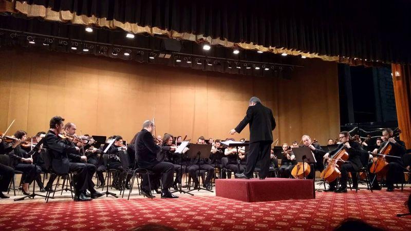 Lalele, lalele, primă audiţie absolută pentru orchestră simfonică