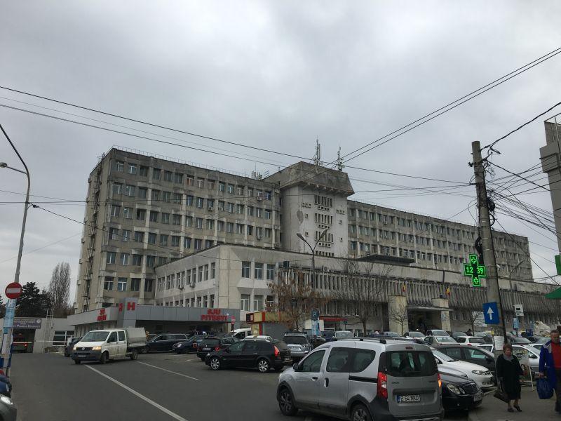 Consiliul Judeţean vrea sală de operaţii cardio-vasculare la Spitalul Judeţean