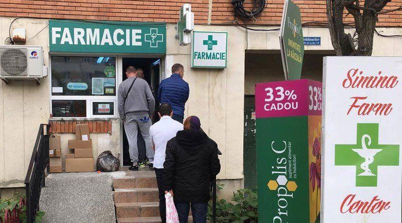 Mioveni: Programul de 1 mai al farmaciilor