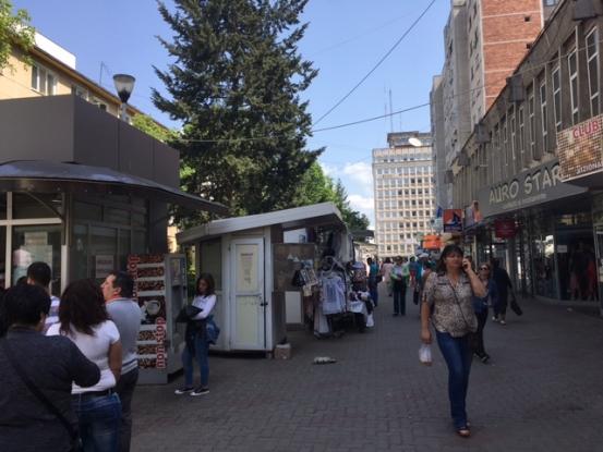 Primăria pune capăt bâlciului de pe strada Griviţei