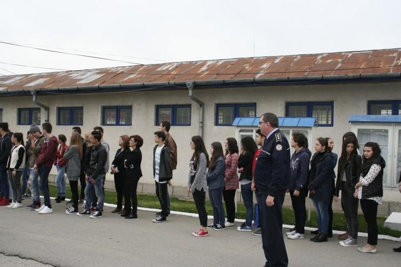 Şcoala altfel la Penitenciarul Colibaşi