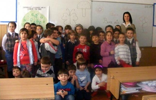 Concurs Judeţean de Istorie şi Geografie la Şcoala Gimnazială