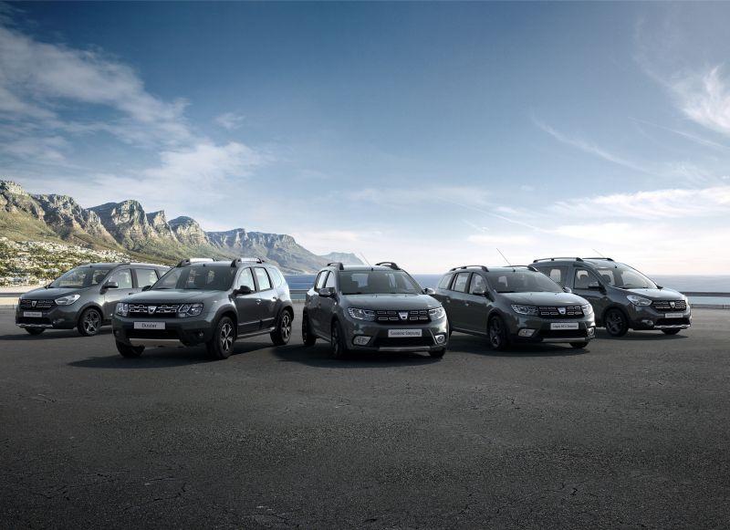 Dacia lansează versiunea Duster EDC și noua serie limitată Explorer