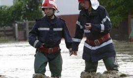 Râurile din Argeş, sub observaţie din cauza precipitaţiilor abundente