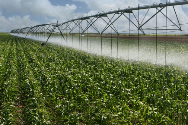 Veste bună pentru fermieri privind irigaţiile