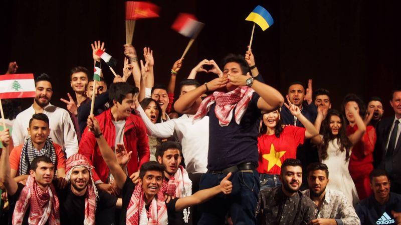 Ziua Studenţilor Internaţionali - 19 mai