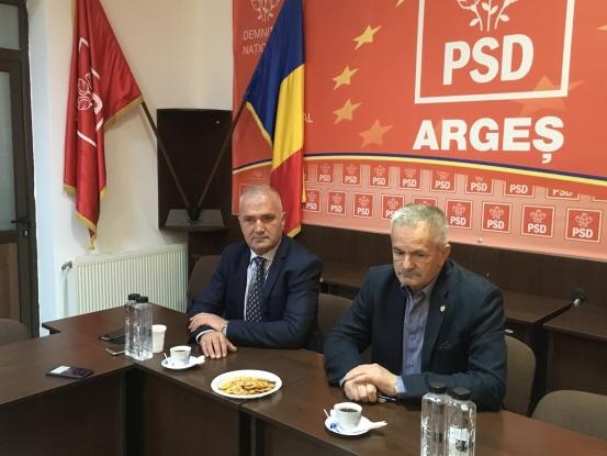 PSD mizează pe doi consilieri locali în bătălile pentru primăriile din Valea Danului şi Domneşti