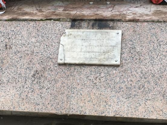 Alarmă la Monumentul Eroilor Revoluţiei din Piteşti