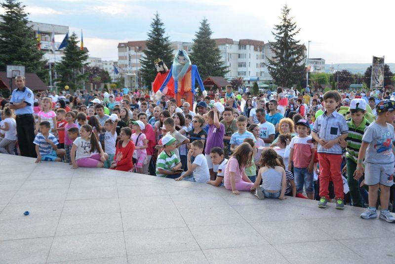 Ziua Copilului, sărbătorită la Mioveni
