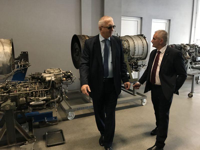 Proiectul TURBONAV, lansat în prezența ministrului Valeca