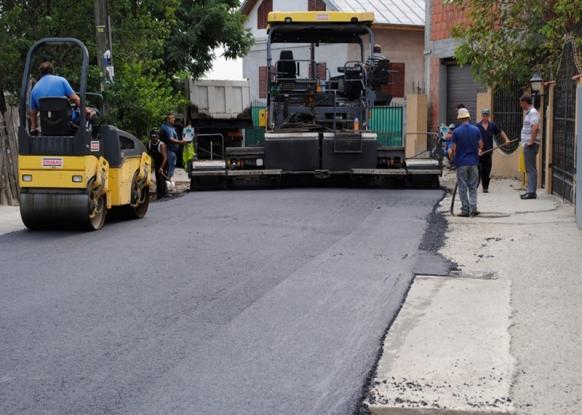 Ce străzi vor fi reabilitate în Piteşti