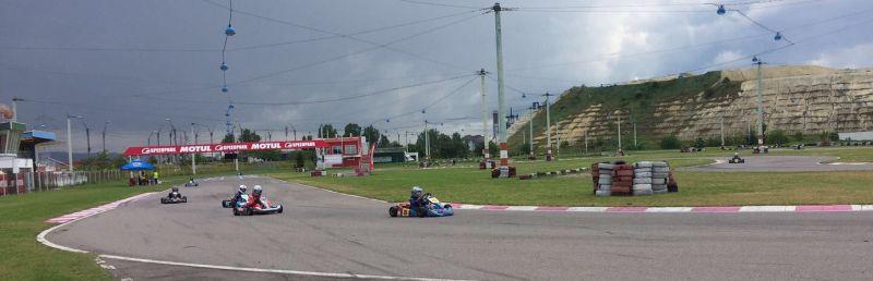 Kartingul piteştean în prima etapă de campionat