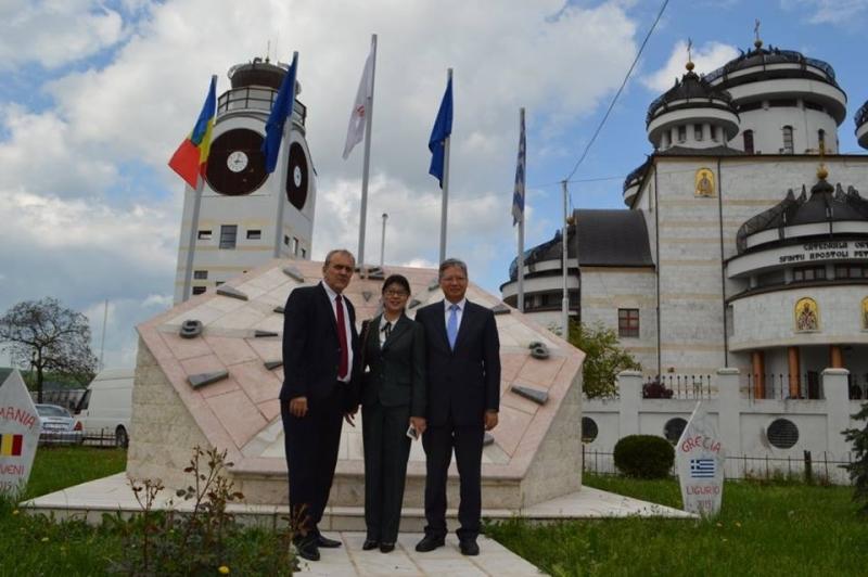 Delegaţie din China, în vizită la Mioveni