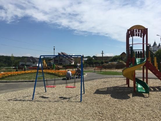 Un nou parc, gata în două săptămâni