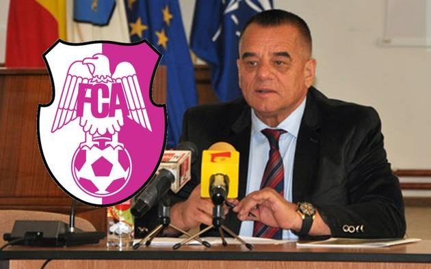 FC Argeş trăieşte din nou