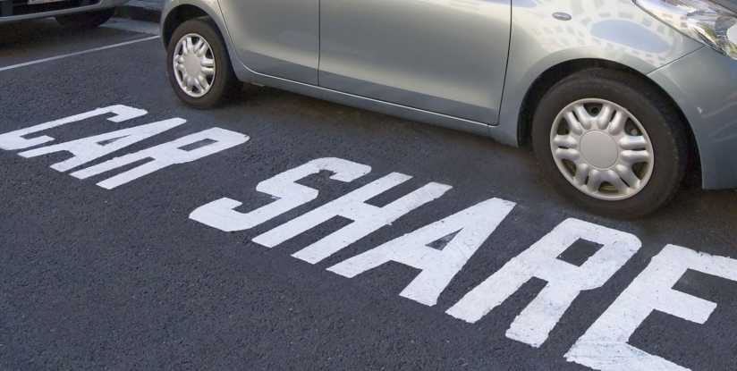 Sistem Car Sharing în Argeş