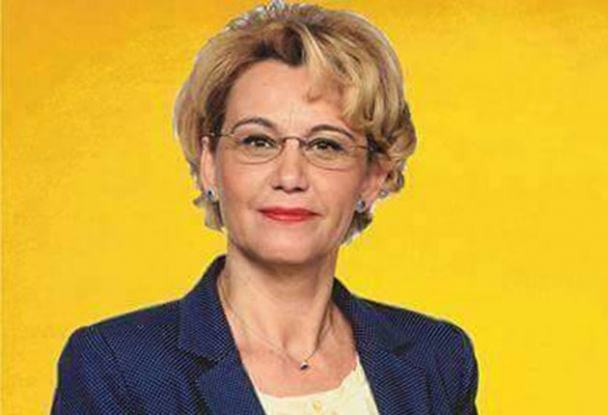 Olimpia Doru a demisionat din PNL
