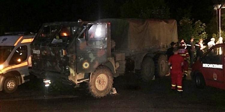 Trei militari morţi în Argeş. Parchetul Militar face anchetă