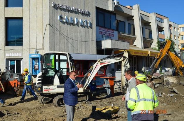 Mai multe străzi din Piteşti vor intra în reparaţii