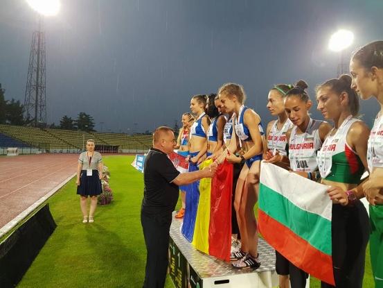Stadionul din Piteşti, gazdă perfectă pentru Balcaniada de Atletism Juniori
