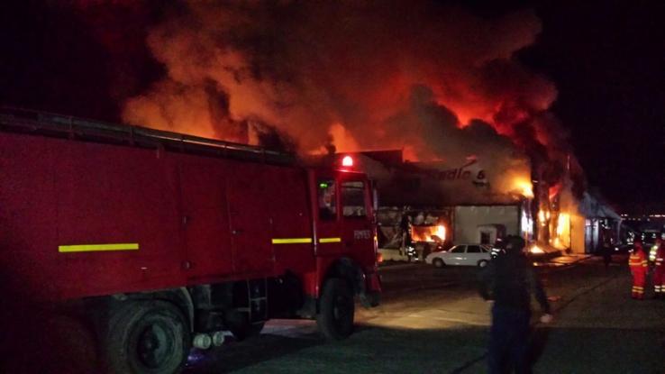 Sute de instituţii publice din Argeş, fără autorizaţie la incendiu