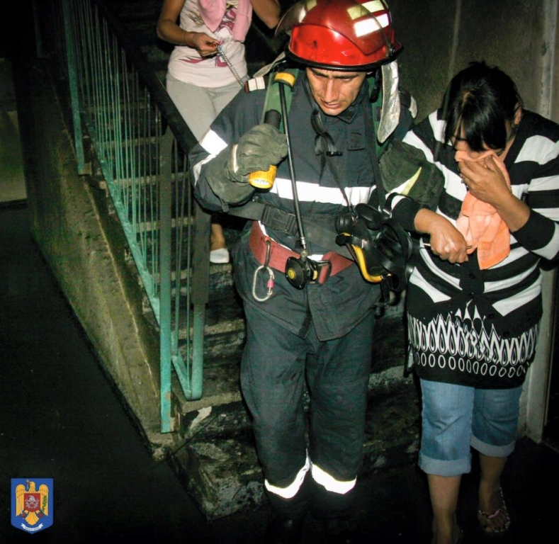 Accident cu victime multiple – exercițiu de antrenare a structurilor de intervenție