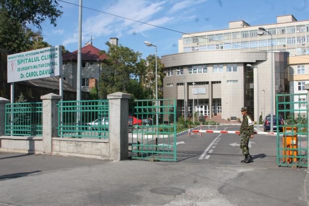 Trei militari răniţi la Dâmbovicioara, externaţi