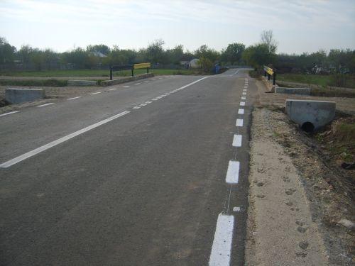 Reparaţii pe drumuri naţionale din Argeş