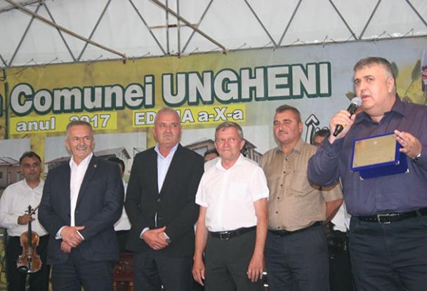 2.000 de oameni la Ziua comunei Ungheni