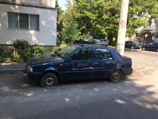 Parcare pentru rable
