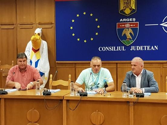 Regal sportiv în Argeş: 1.600 de kaiacişti la Mondiale