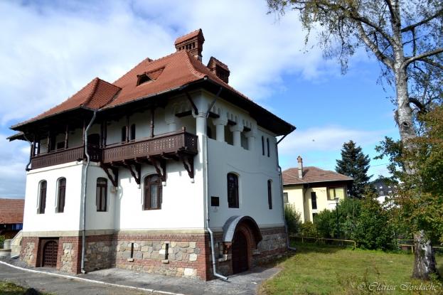 Casa Norocea din Curtea de Argeş a fost redeschisă pentru vizitatori