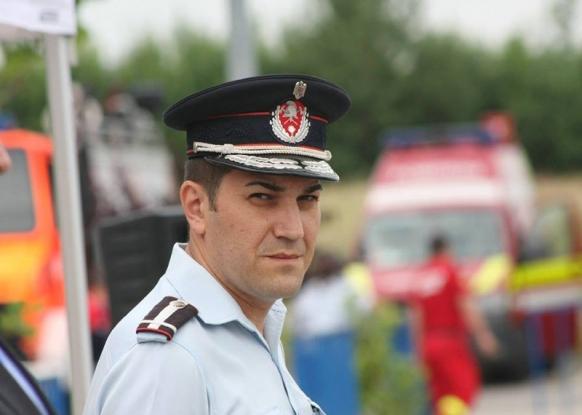 Comandantul ISU Argeş a absolvit un curs din SUA
