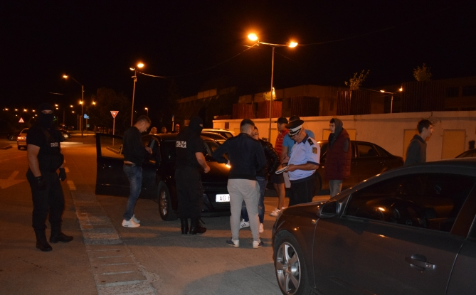 Poliţia Locală Piteşti, la vânătoare de scandalagii
