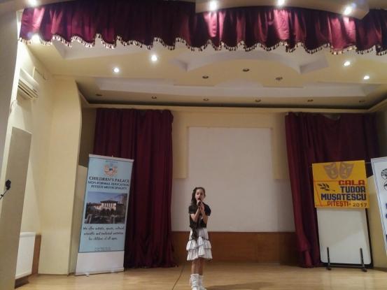 Palatul Copiilor, eveniment internaţional în Piteşti