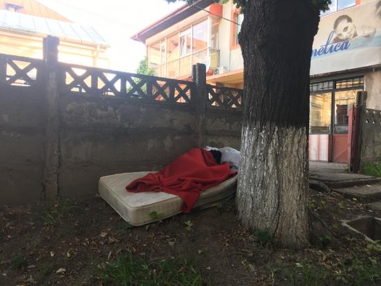 Centru de zi pentru oamenii străzii din Piteşti