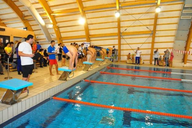 Înotătorii din Mioveni, din nou pe podium
