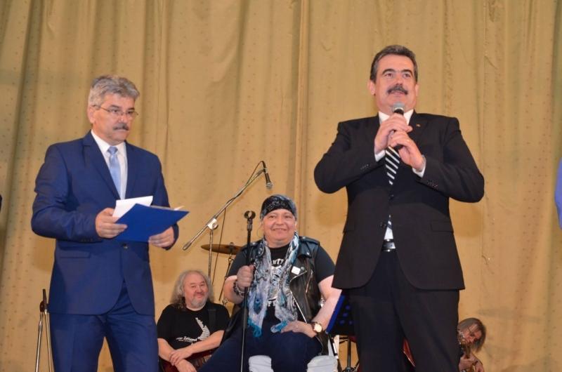 Lansare cu cântec la Câmpulung pentru candidații ALDE